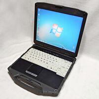 General Dynamics Itronix GD8000 160GB HDD Rugged GPS Marine Chartplotter Laptop