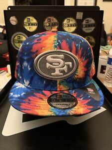 San Francisco 49ers New Era 9Fifty 2020 NFL Crucial Catch Collection SnapBack