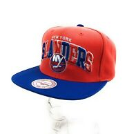 New York Islanders NHL Mitchell Ness Vintage Hockey Retro Snapback Hat Cap OSFA