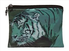 Tiger Change Purse,  Coin Wallet - From my Original Oil Painting,  One