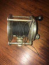 Rare Vintage Fishing Congress Reel Bait Caster Marked 200 On The Foot