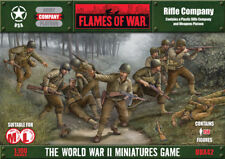 US Rifle Company (Plastic) Flames of War