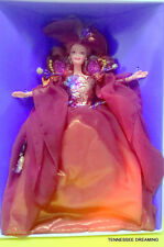 1995 Barbie Autumn Glory Doll Enchanted Seasons Collection Le #15204 Nrfb