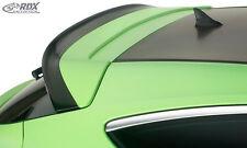 RDX SPOILER TETTO OPEL ASTRA J GTC Heck SPOILER posteriore tetto a farfalla bordi del tetto Spoiler
