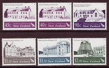 Nueva Zelanda 2004 150 años de Parlamento Menta desmontado