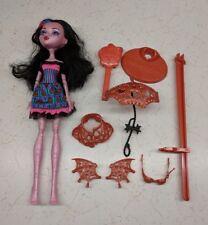 "Monster High 11"" Doll FREAKY FUSION DRACULAURA DRACUBECCA ROBECCA STEAM Mix"