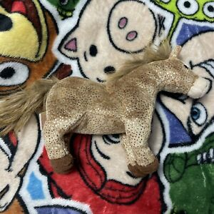 P9 Ty Plush Soft Toy Teddy 2002 Filly Horse Ty Beanie Babies