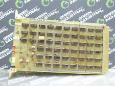 USED Westinghouse / Schindler 1172C59 H01 Elevator Control Card 1185C63H01