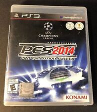 Pro Evolution Soccer 2014 [ PES 2014 ] (PS3) USED