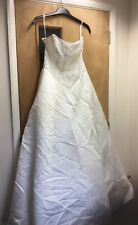 Romantica  Strapless Wedding Dress Size 12