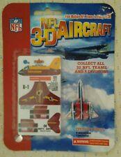 New ListingNfl 3-D Aircraft - Washington Redskins & Nfl Afc South + 4 other teams*New*.