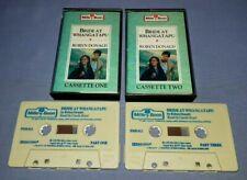 ROBYN DONALD BRIDE AT WHANGATAPU Double cassette audio book A100