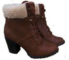 """New Look 3-4.5"""" High Heel Boots for Women"""