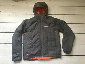 Mens Montane Prism jacket size M Grey