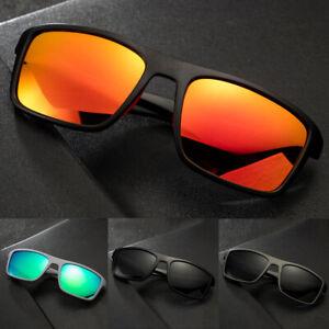 Classic Retro Polarized Square Sunglasses Unisex Men Women Driving UV400 Glasses