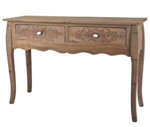 Table Console Cottage Console Table Vanity Make-Up Schminkkonsole New
