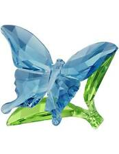 Swarovski Crystal Butterfly on Leaves 5136834 Mint in Original Box with COA