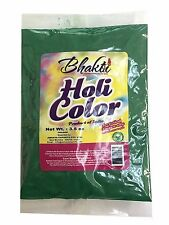 Buy 2 get 1 Free Zenia Holi Color Powder Green Colour Festival Colors (100g)