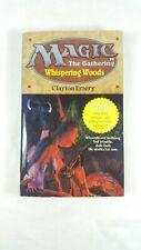 Magic The Gathering WHISPERING WOODS Paperback Novel Book