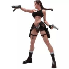1/9 Resin Figure Model Kit Sexy Girl Female RAIDER Unpainted Unassambled