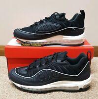 "Nike Air Max 98 Size 7 UK ""OIL GREY"" BNIB Genuine Authentic Mens Trainers 1 90"