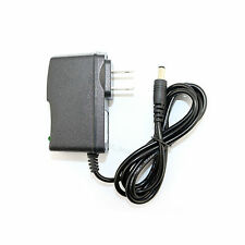 6V AC Adapter for 6V 800mA 0.8A Power Supply Charger DC 5.5mm x 2.1mm/2.5mm US