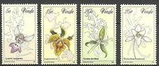 Venda - Orchideen Satz postfrisch 1981 Mi. 46-49