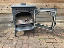 Stovax Huntingdon 25 Multifuel wood burning st0ve log burner dovre 250 cast iron