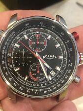 Reloj Cronógrafo de Rotary, impresionante
