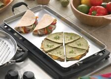 """Royal Prestige Stainless Steel """"PLANCHA DOBLE""""  Made in ITALY +FREE MISTERY ITEM"""