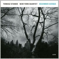 TOMASZ NEW YORK QUARTET STANKO - DECEMBER AVENUE   CD NEW+