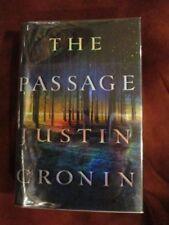 Justin Cronin - THE PASSAGE - 1st - SIGNED