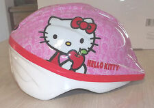 Hello Kitty Child's Bicycle Helmet Pink Complete Model HK75795A-2