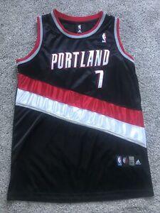 Vintage Mens Size 50 NBA Brandon Roy #7 Portland Trail Blazers Black Jersey