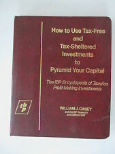 How to use tax-free and tax-sheltered investments to pyramid your capital: The I