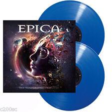 EPICA - THE HOLOGRAPHIC PRINCIPLE, ORG 2016 BLUE vinyl 2LP, 300 COPIES! SEALED!