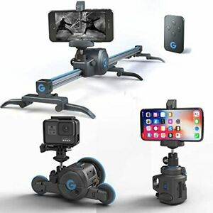 Movie Maker The Directors Set - Electronic Slider, Panoramic mount & Micro Dolly