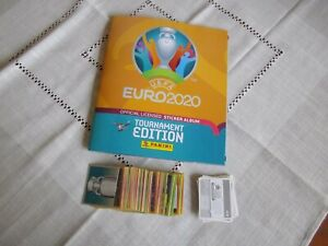 panini football euro 2020 édition tournament