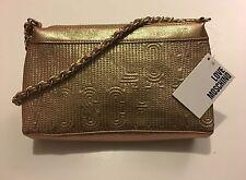 Love Moschino Gold Shoulder Bag BNWT
