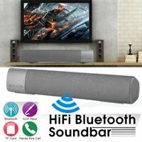 360 TV Surround Sound Bar Speaker System Wireless Bluetooth 3.0 Subwoofer WW