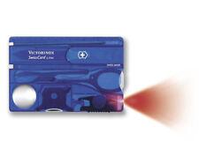 Victorinox Schweizer Card Blau Transparent AH 0.7322.T2 NEU