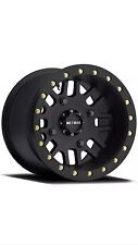 Method Race Wheel 406 Matte Black 14x8, 4x156 RZR Polaris