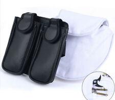New Naruto Kunai Shuriken Cosplay Tool Set Weapon Waist Bag + Leg Bag