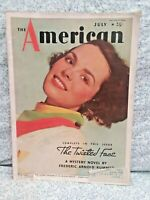 The AMERICAN~july 1935~The Twisted Face by Frederic Arnold Kummer