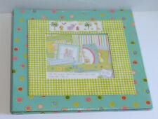 "Dena Designs 12"" x 12"" Baby Scrapbook Album Robert Frederick - Please Read"