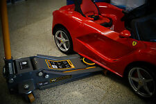Wintec Rangierwagenheber Ultra-Flach 2,0 To. Premium Qualität Hubhöhe 510 mm Neu