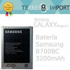 Bateria Interna Repuesto Samsung Galaxy Mega i9205 Capacidad Original B700BC