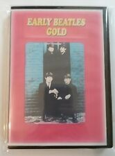 Early Beatles Gold RARE UNRELEASED DVD Free USA Shipping