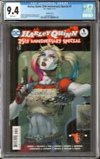 Harley Quinn 25th Anniversary Special #1 (D.C. Comics, 2017) CGC 9.4 Variant Cov