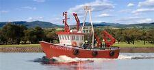 H0 Feuerlöschboot, Modellwelten Bausatz 1:87, Kibri 39154